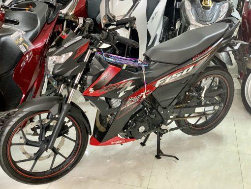 Mua Ban Xe Raider 150 Fi Xe Suzuki Raider 2019 2020 2021 Bmt Daklak 3